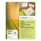 42656 - Nature Saver Mailing Label