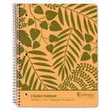 Envirotec Three Subject Notebook