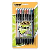 BIC Mechanical Pencils With Pocket Clip