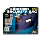 MMF Locking Security Bag With Label Holder - 233110808