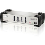 Aten CS1734B 4-Port USB KVMP Switch CS1734B