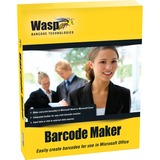 Wasp BarCode Maker - Complete Product - 1 PC 633808105167