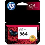 HP No. 564 Photo Black Ink Cartridge - CB317WN