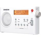 Sangean PR-D7 Digital Rechargeable AM/FM Radio - PRD7