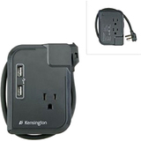 Kensington Portable Power 5-Outlets Surge Suppressor