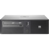 HP Business Desktop 5000 KY332AW Desktop Computer - 1 x Core 2 Duo E6400 2.3GHz - Small Form Factor