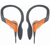 Panasonic RP-HS33-D Shockwave Sport Clip Earphone - RPHS33D