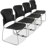 Balt Reflex Stack Chairs w/o Arms