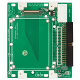StarTech.com 3.5in IDE to 1.8in ZIF LIF Internal Hard Drive Adapter