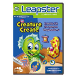 LeapFrog Leapster Creature Create Game