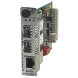 Transition Networks 10/100/1000Base-T to 1000Base-X Media Converter