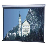 Da-Lite Model C 34734 Manual Projection Screen
