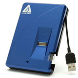 Apricorn Aegis Bio A25-BIO-500 500 GB External Hard Drive