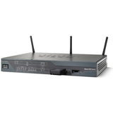 CISCO881W-GN-A-K9 - Cisco - 881 Integrated Services Router
