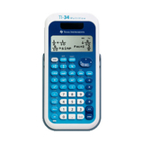 Texas Instruments TI-34 MultiView Calculator - 34MVTBL1L1A