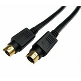 Cables Unlimited 15ft Pro A/V Series S-Video Cables