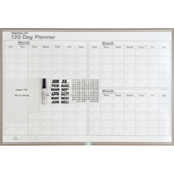 Magna Visual Large MagnaLite 120 Day Planner