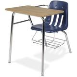 Virco 9000 Classic 9400BR Student Desk - 1 Rack - 18