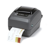Zebra GX430t Network Thermal Label Printer
