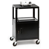 Bretford CA2642-M5 Multipurpose Cart with Cabinet