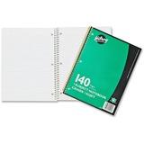 Hilroy Executive Coil One Subject Notebook 05553