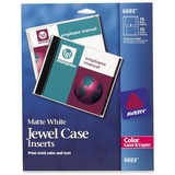 Avery CD/DVD Jewel Case Label