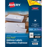 Avery Mailing Label 08920