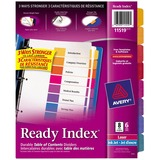 Avery Ready Index Unprinted Tab 11519