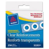 Avery Hole Reinforcement Label 32203