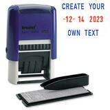Trodat Printy Day Year Dater Stamp 67727