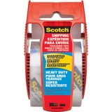 3M Scotch High Performance Mailing Tape with Dispenser 142NA