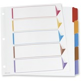 Esselte Color Coded Index Divider 20-0050