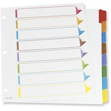Esselte Color Coded Index Divider 20-0080