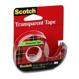 Scotch Cellulose Transparent Tape 600P-12M33