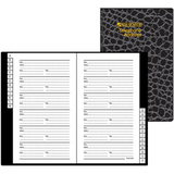 At-A-Glance Large Designer Telephone/Address Book 80403F-00