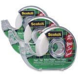 3M Scotch Magic transparent Tape with Dispenser 810-D3