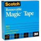 3M Scotch Magic Transparent Tape 811S-18M33