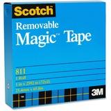 3M Scotch Magic Transparent Tape 811S-18M33