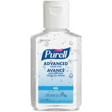 Gojo Flip Cap Instant Hand Sanitizer - 2oz - Dye-free, Non-toxic, Hypoallergenic, Moisturizing