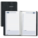 Blueline Undated Daily Planners A6236-81BT