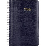 Blueline Wirebound Daily Appointment Planner 2021