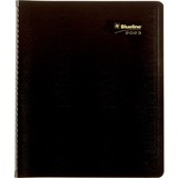 Blueline Wirebound Monthly Planner C1512-81BT