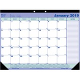 Blueline Wall/Desk Calendar C181731