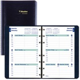Blueline Wirebound Hourly Appointment Planner C510082BTX