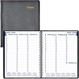 Blueline 40547 Hour Weekly Appointment Planner C5950-81BT