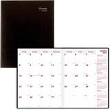 Brownline Brownline Fourteen Month Planner CB450-BK