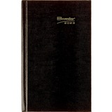 Brownline Brownline Hardcover Daily Appointment Planner CB634-BK
