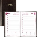 Brownline Brownline Hardcover Daily Appointment Planner CB634-BL
