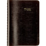 Brownline Brownline Daily Appointment Journal CB634W-BK