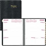 Brownline Essential Weekly Planner CB850-BK
